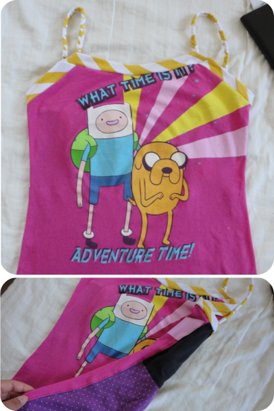Adventure Time Cami