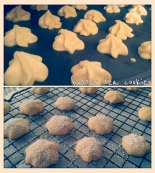 Butter Tea Cookies